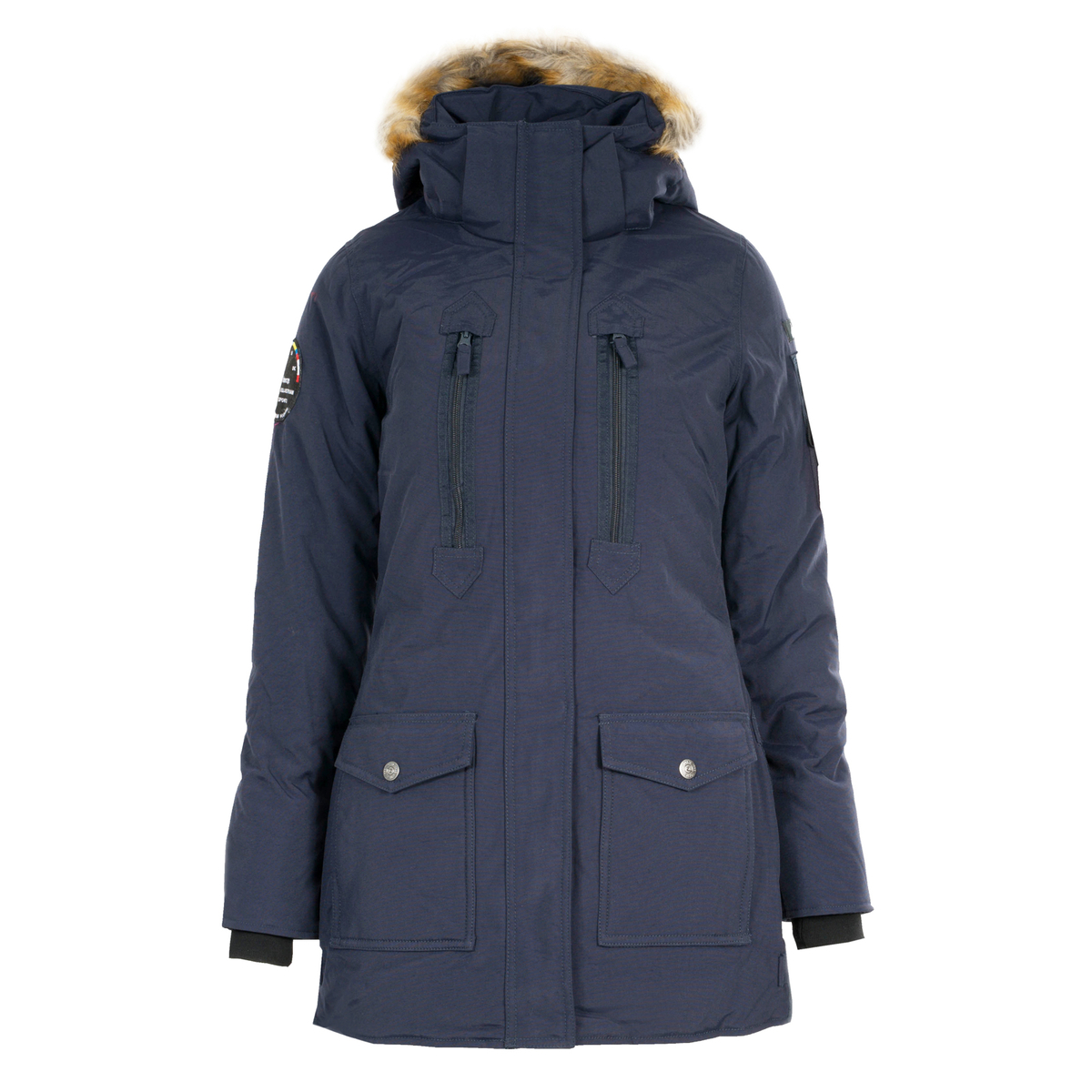 Horze Brooke Women's Long Parka Jacket | Horze