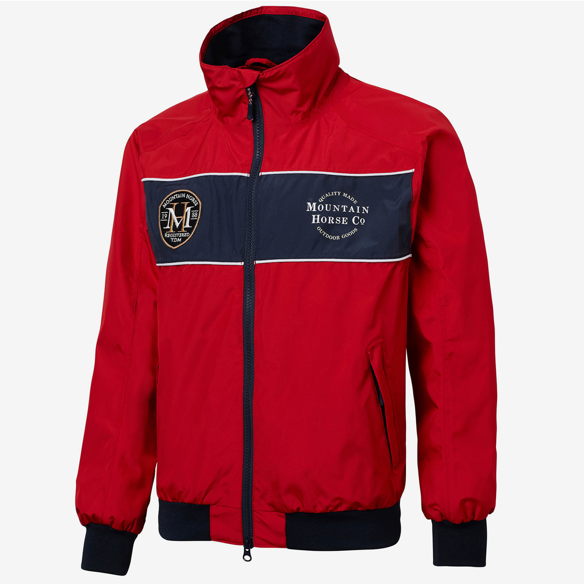 7e02a86a Mountain Horse Athletic Jacket Junior | Horze