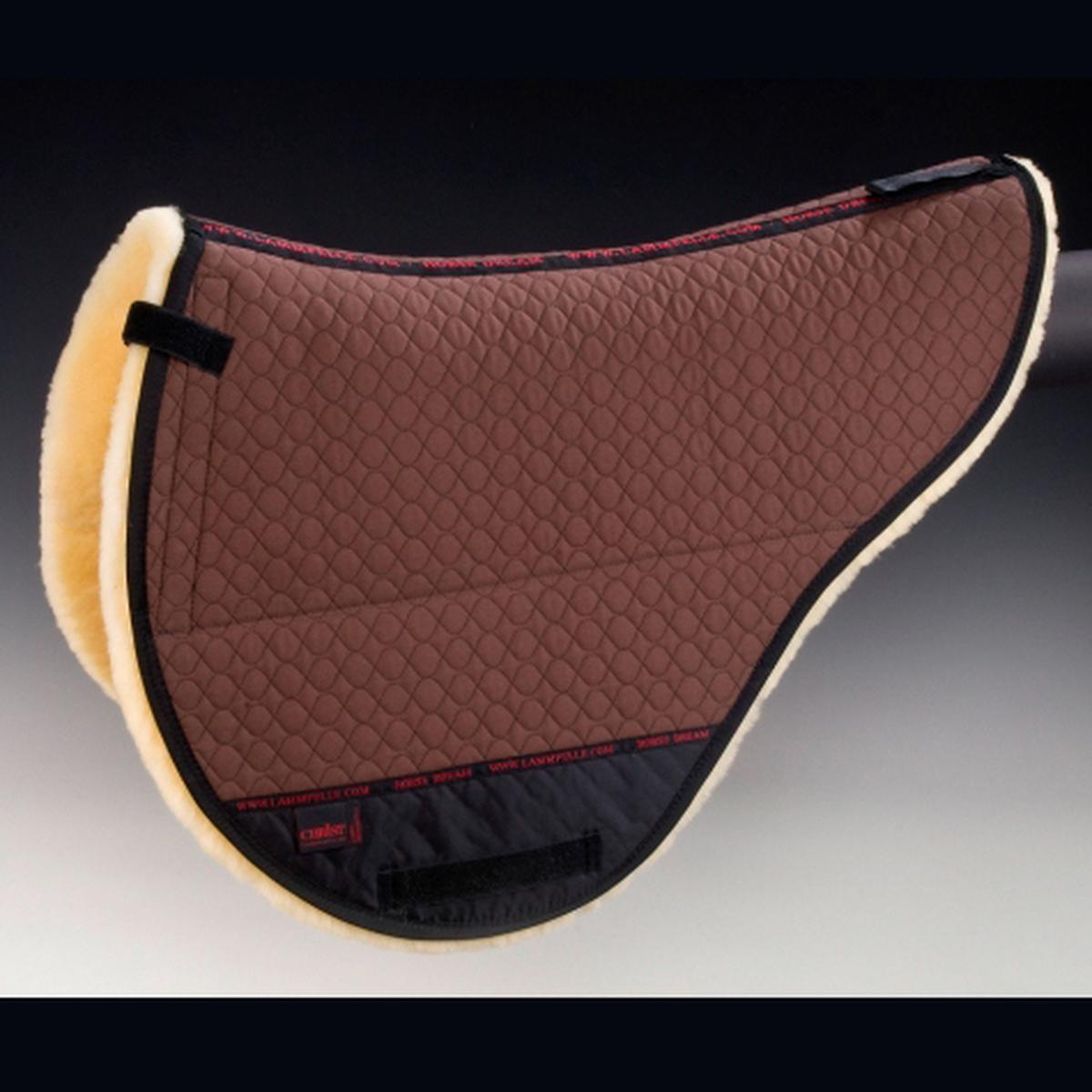 Christ Saddle pad standard for treeless saddles