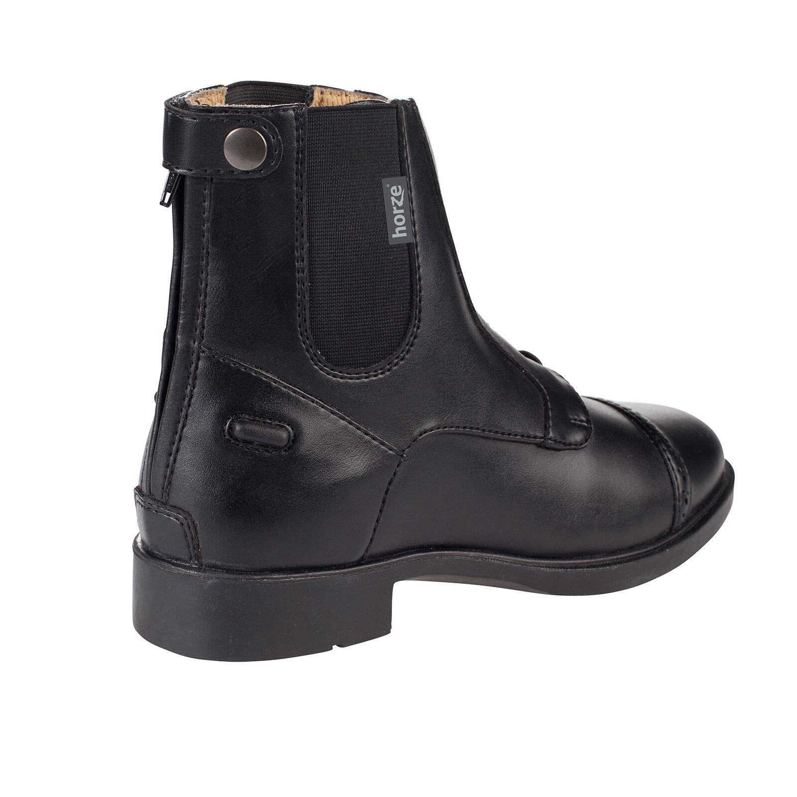 HORZE Kilkenny Jodhpur Boots PU XZlkN6Vjyv