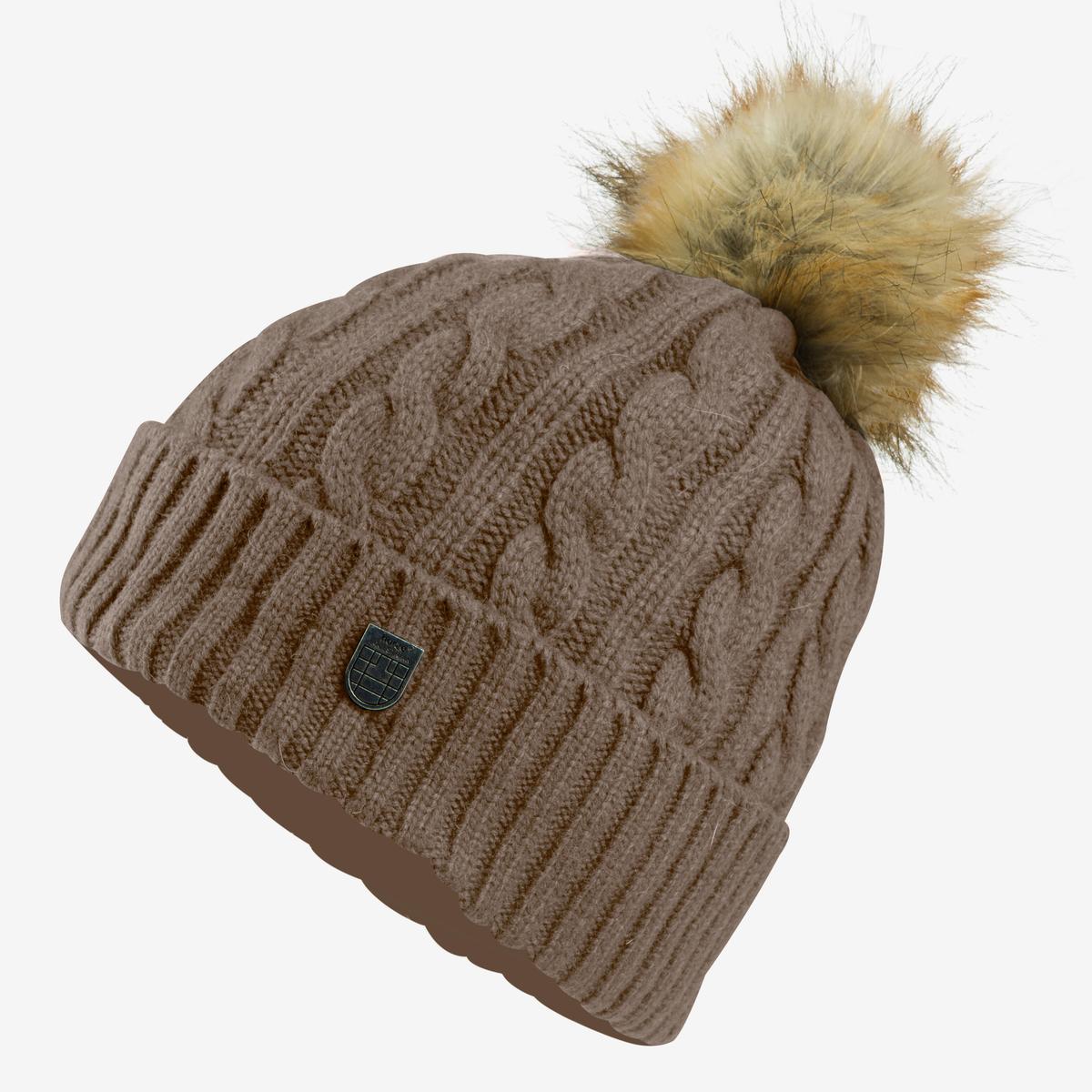 Horze Renate Cable Knit Hat  8f8227719d1