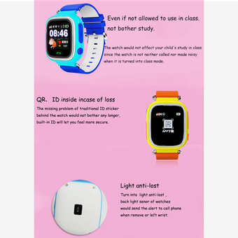 SpectraFence GPS-watch for children  f13ae6e03c